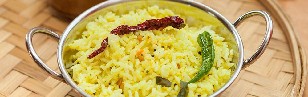 How to make coconut milk rice in kannada